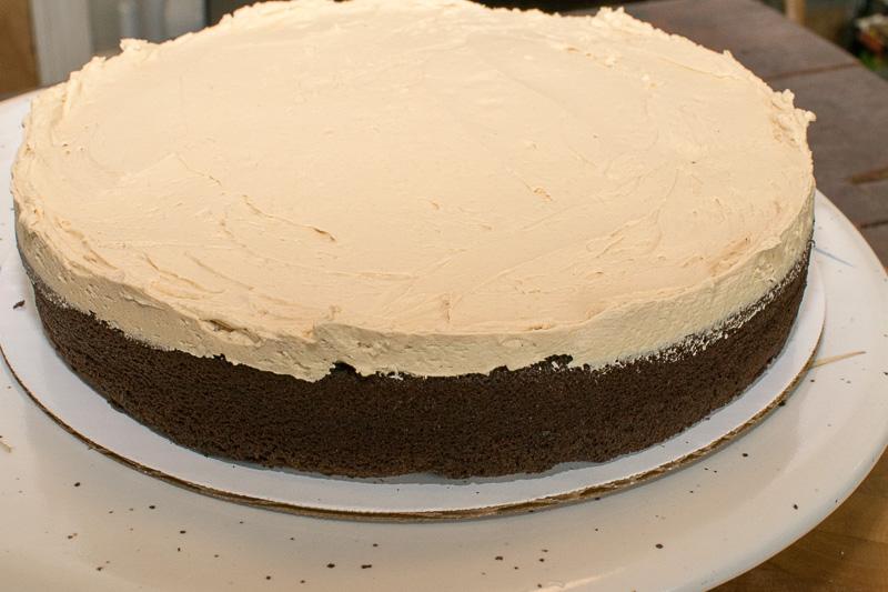 Cake fill PB-1