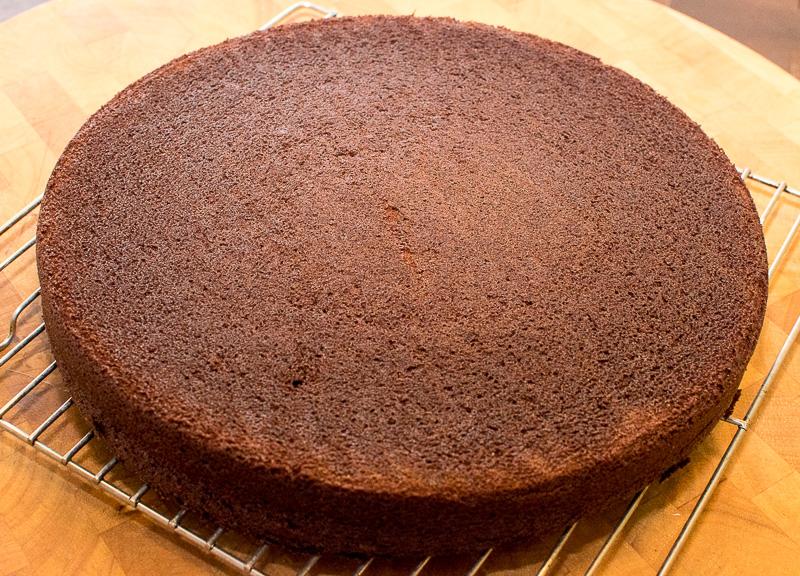 Choc cake-14