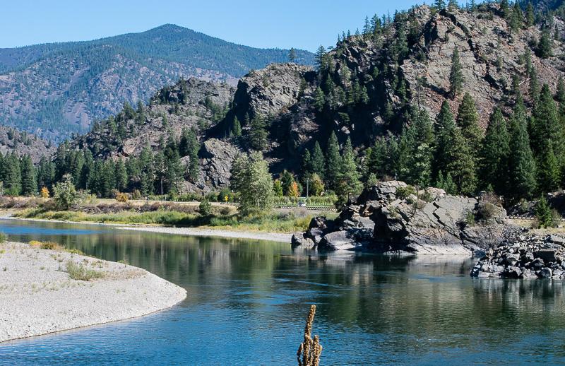Clark Fork River-1